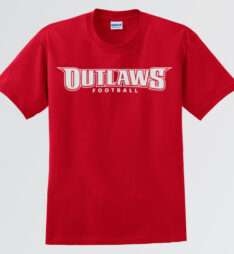 Club Sports-Outlaws Football