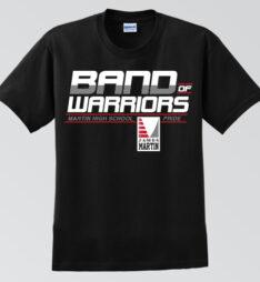 Martin Band II