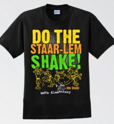 Staar-Lem Shake: Webb Elementary