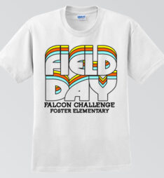 Falcon Challenge: Foster Elementary Field Day!