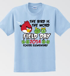 Angry Birds Field Day T-Shirt