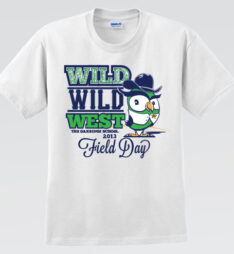 The Oakridge School Field Day T-Shirt