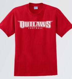 Club Sports-Outlaws Football