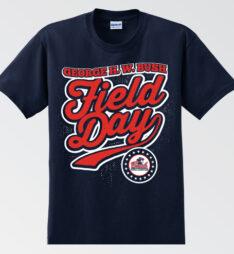 Field Day-George Bush