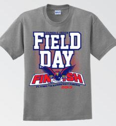 Stephen C. Foster Field Day T-Shirt